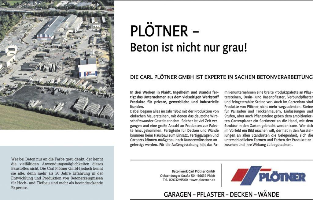 Anzeige Rhein-Zeitung
