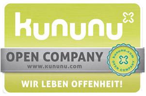 kununu Open Company Siegel
