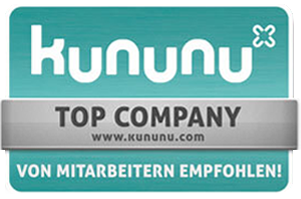 kununu Top Company Siegel