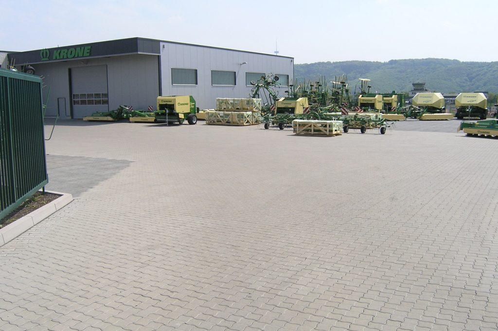 PWL Pflastersteine für Steine & Garten