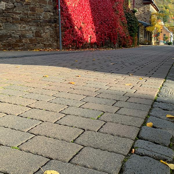 Tonika Pflastersteine für die Außengestaltung