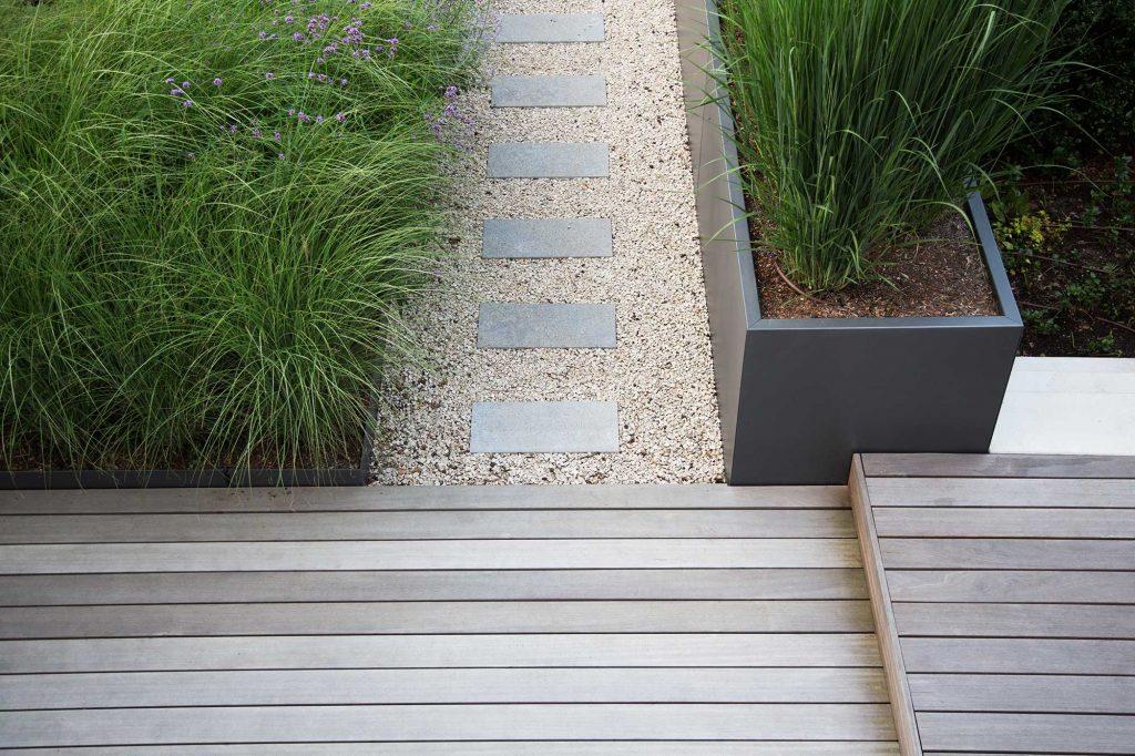 Zenit Pflaster Platten im Garten