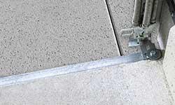Garagen mit Zubehör Bodenschiene