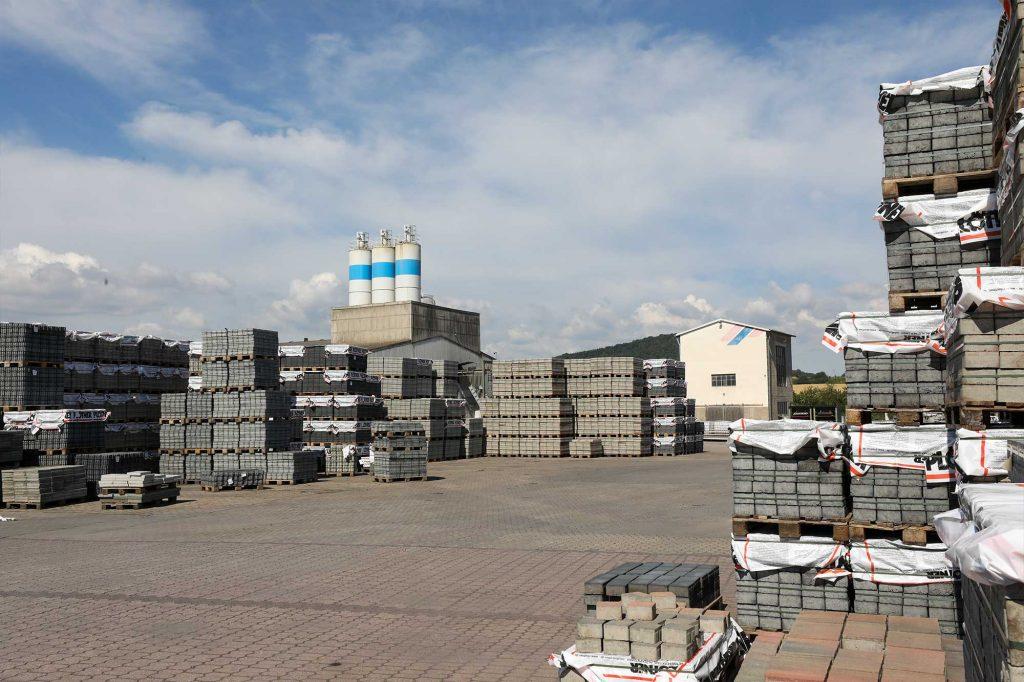 Das Werk Plötner in Plaidt ist auch die Verwaltung des Unternehmen